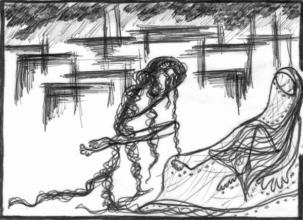 vieux dessin (2009 ? 2010 ?)  pour deuil nouveau