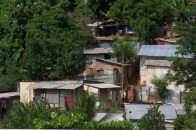 habitations de tôles